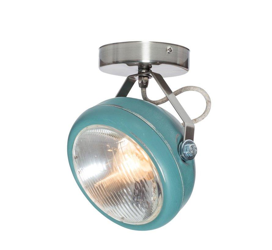 Plafondlamp No.7 - Aqua