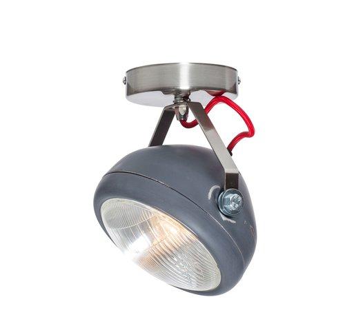 Het Lichtlab Plafondlamp No.7 - Grijs