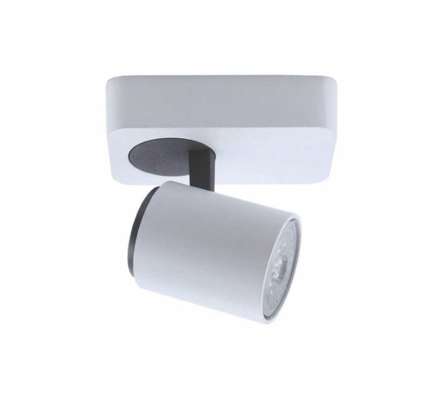Plafondlamp Vivaro 1L - Wit