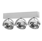 Artdelight Plafondlamp Dutchess 3L - Aluminium - Dim to Warm
