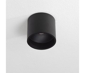 Artdelight Plafondlamp Ormond - Zwart