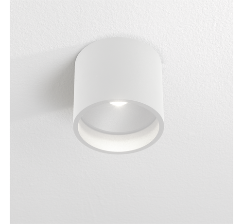 Artdelight Plafondlamp Ormond - Wit
