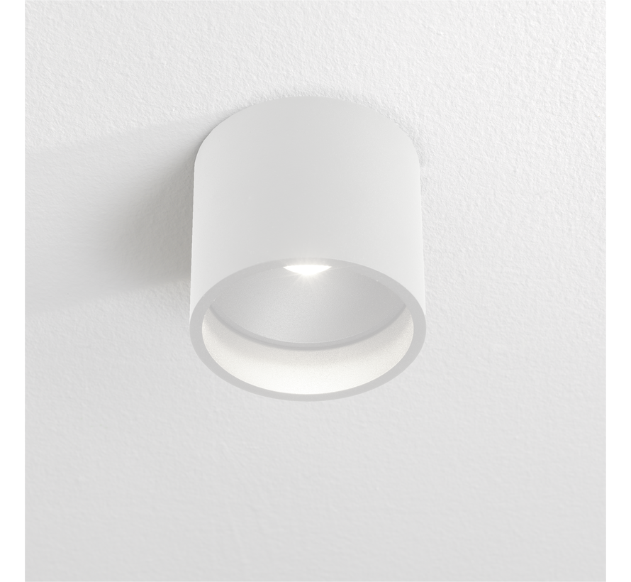 Plafondlamp Ormond - Wit