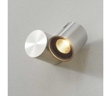 Artdelight Plafondlamp Mayen - Aluminium