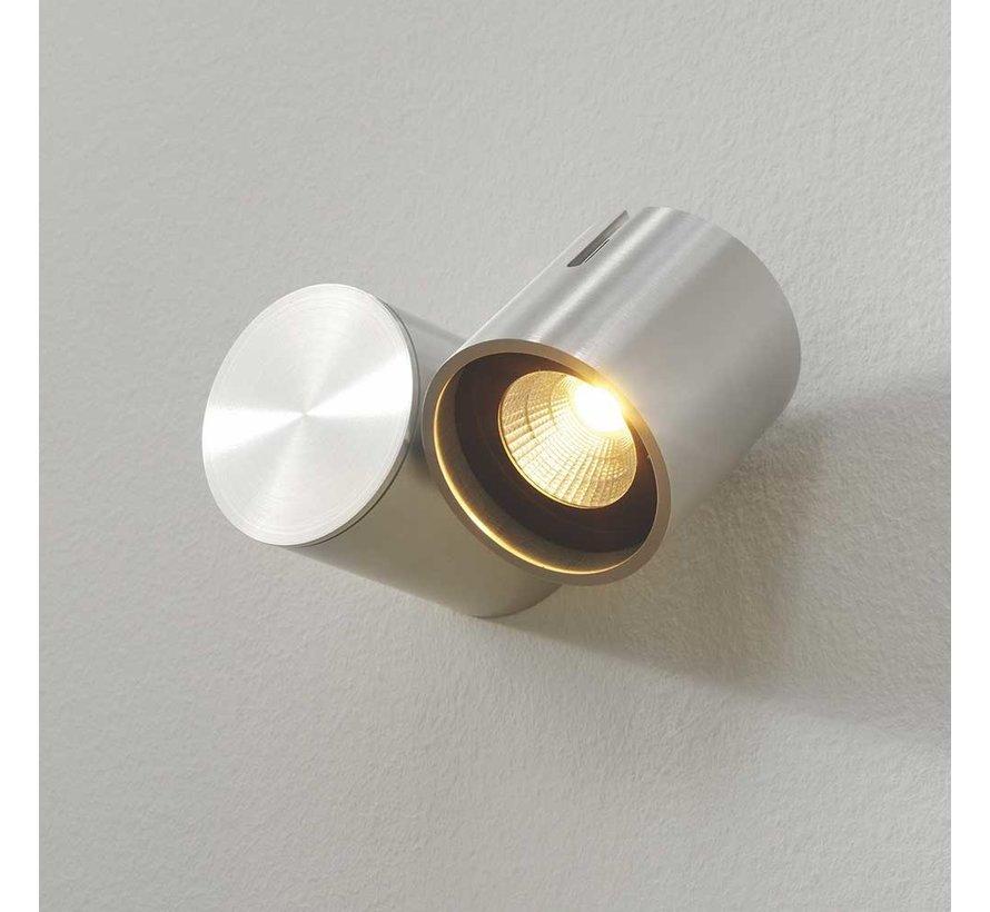 Plafondlamp Mayen - Aluminium