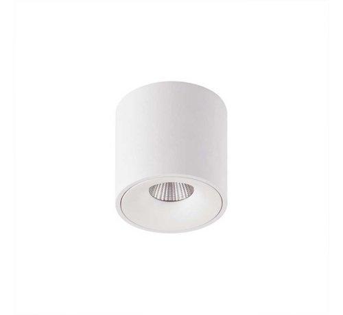 Artdelight Plafondlamp Lüden - Wit