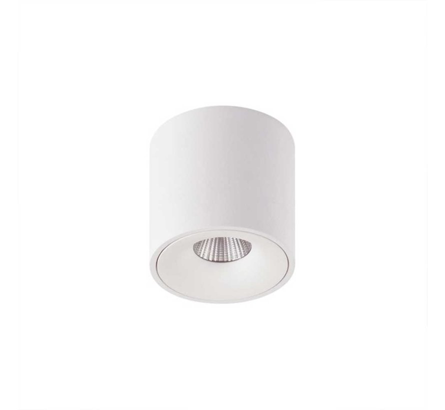 Plafondlamp Lüden - Wit