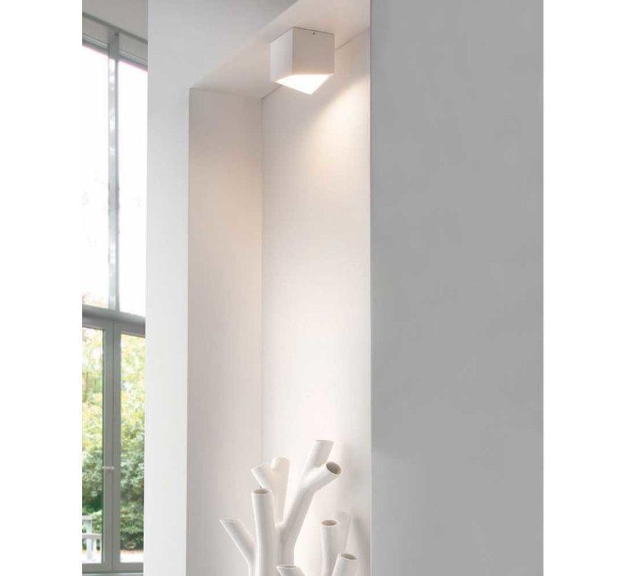 Plafondlamp Kiel - Wit/Rosé