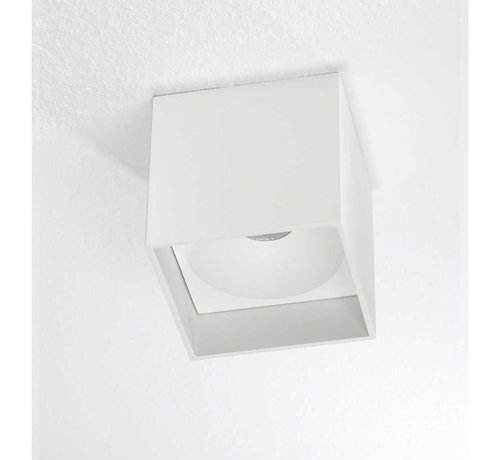 Artdelight Plafondlamp Brock - Wit