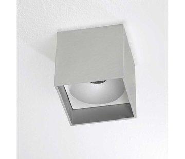 Artdelight Plafondlamp Brock - Aluminium