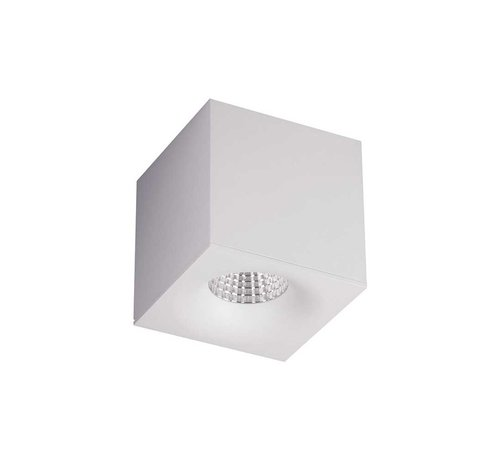 Artdelight Plafondlamp Brick - Wit