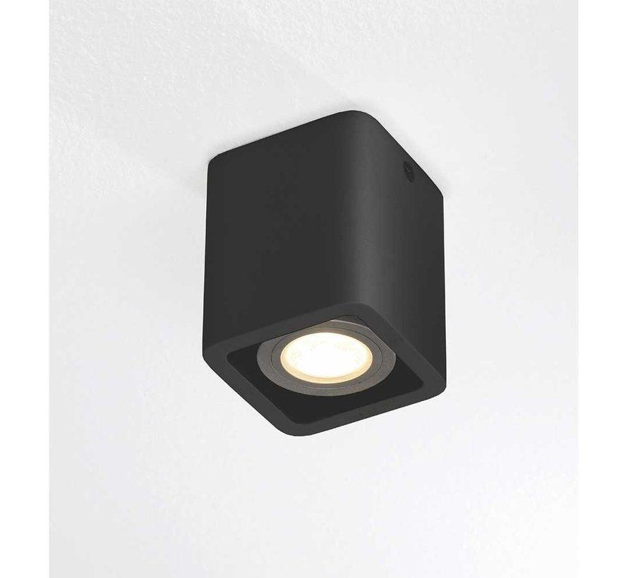 Plafondlamp Bronx 1L - Zwart