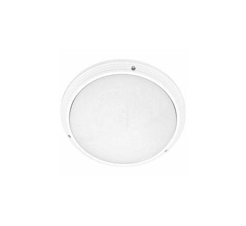 Artdelight Plafondlamp Ivela - Wit