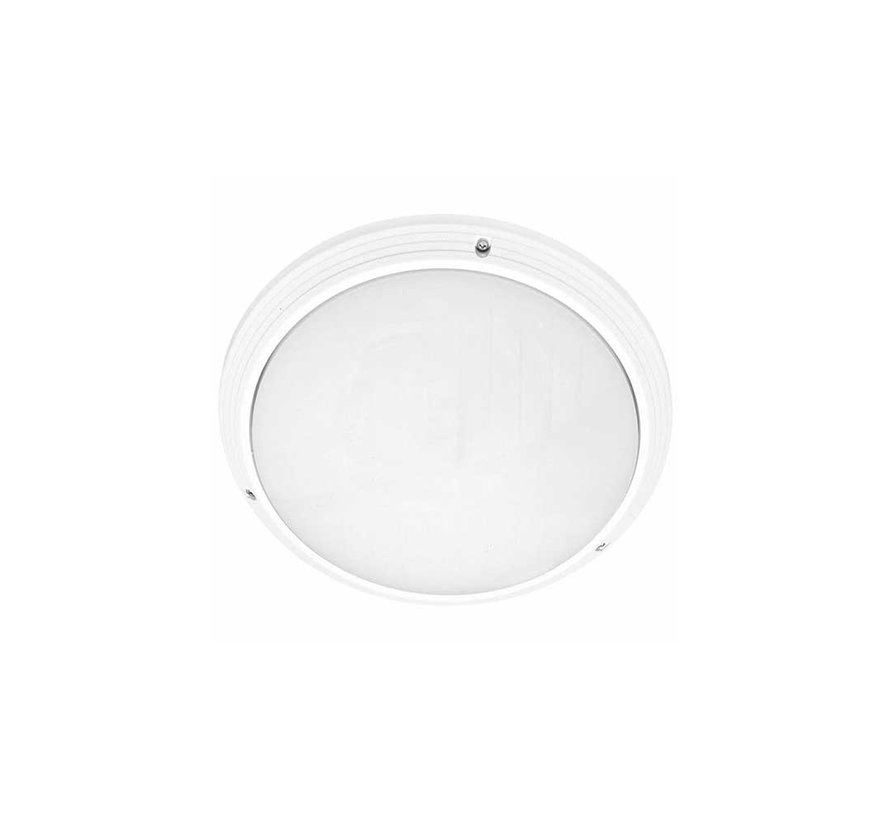 Plafondlamp Ivela - Wit