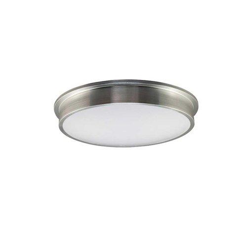 Artdelight Plafondlamp Runner Led - Aluminium