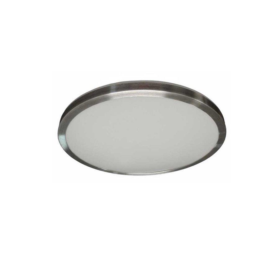 Plafondlamp Basic Led - Aluminium