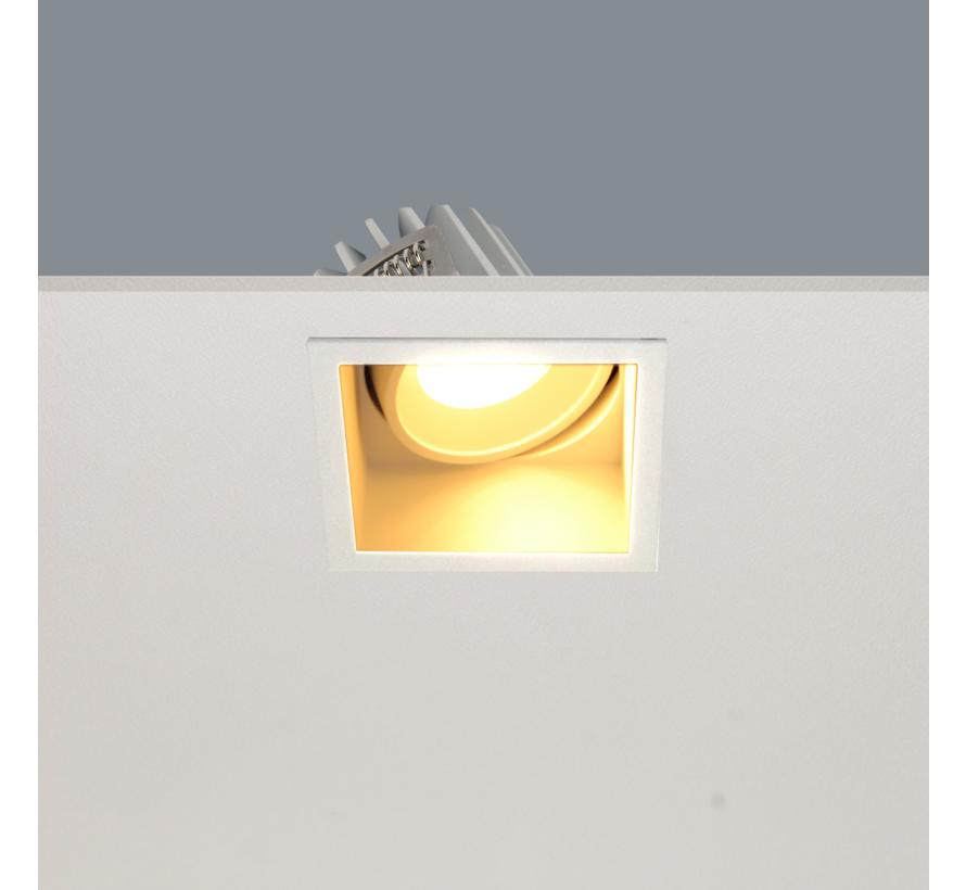 Inbouwspot Vibs - Wit