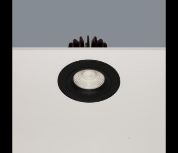 Artdelight Inbouwspot Venice DL 2108 - Zwart