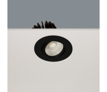 Artdelight Inbouwspot Venice DL 2208 - Zwart