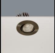 Artdelight Inbouwspot Venice DL 2208 - Mat Staal
