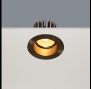 Artdelight Inbouwspot Venice DL 2308 - Mat Staal