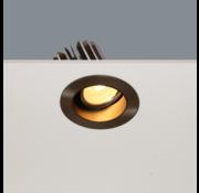 Artdelight Inbouwspot Venice DL 2408 - Mat Staal