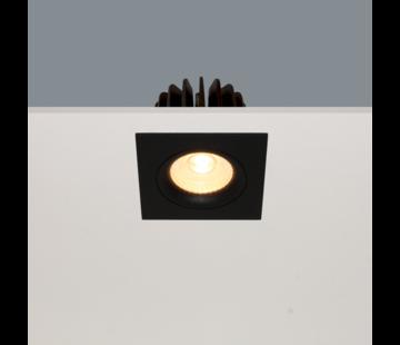 Artdelight Inbouwspot Venice DL 2508 - Zwart
