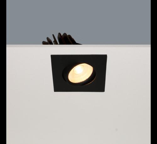 Artdelight Inbouwspot Venice DL 2608 - Zwart