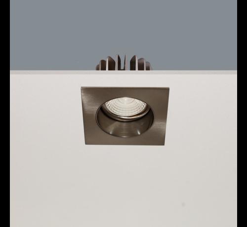 Artdelight Inbouwspot Venice DL 2708 - Mat Staal