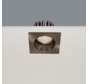 Inbouwspot Venice DL 2708 - Mat Staal