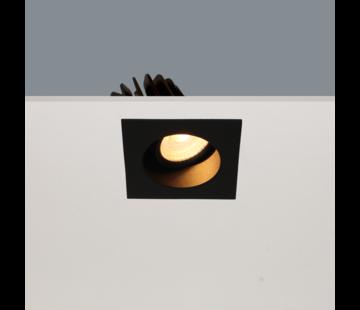 Artdelight Inbouwspot Venice DL 2808 - Zwart