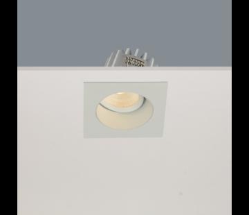 Artdelight Inbouwspot Venice DL 2808 - Wit