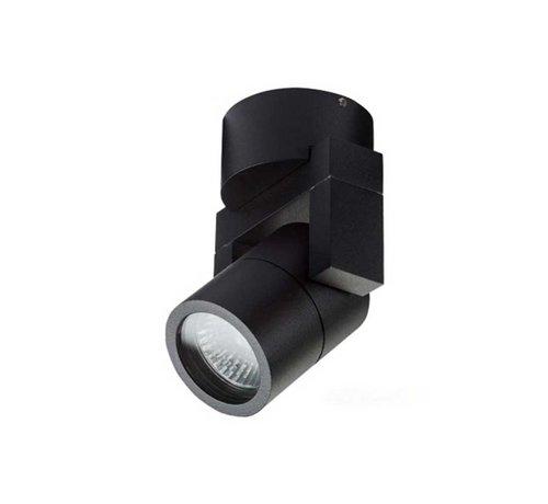 Artdelight Wandlamp Single - Zwart