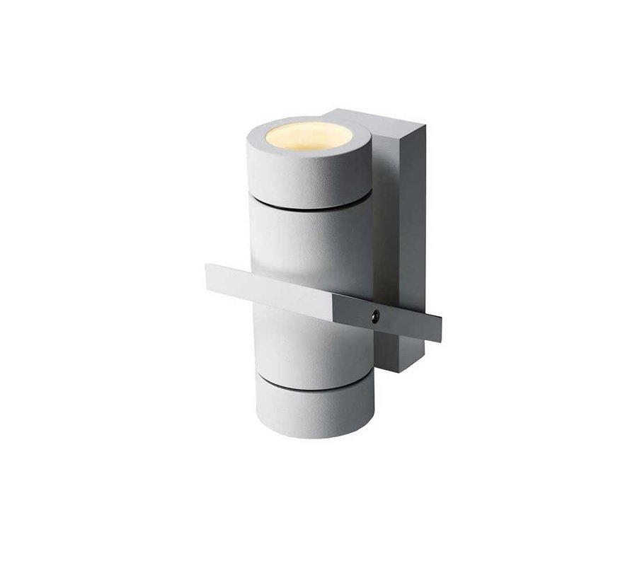 Wandlamp Double - Wit