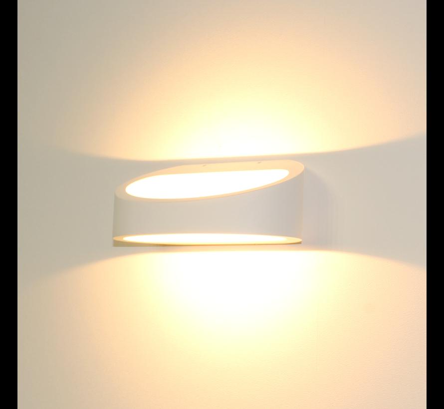 Wandlamp Brace - Wit
