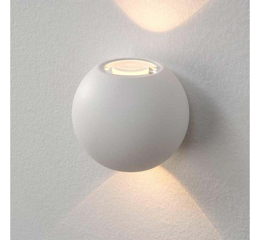 Wandlamp Denver - Wit