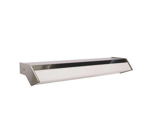 Artdelight Wandlamp Mirror 88 - Mat Staal