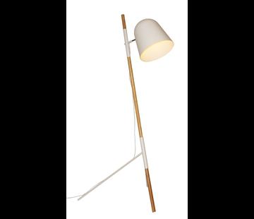 Artdelight Vloerlamp Sensa - Wit