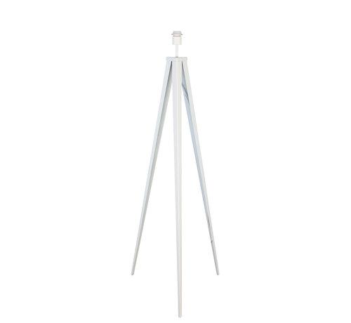 Artdelight Vloerlamp Triad - Wit