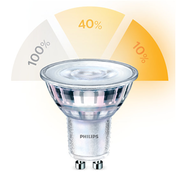 Philips GU10 Led 5W 2700-2500-2200K 345lm - SceneSwitch