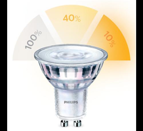 Philips GU10 Led 5W 2700-2500-2200K 345lm - SceneSwitch