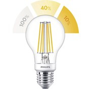 Philips Philips - E27 Led Filament 7,5W 2700-2500-2200K 806lm - SceneSwitch