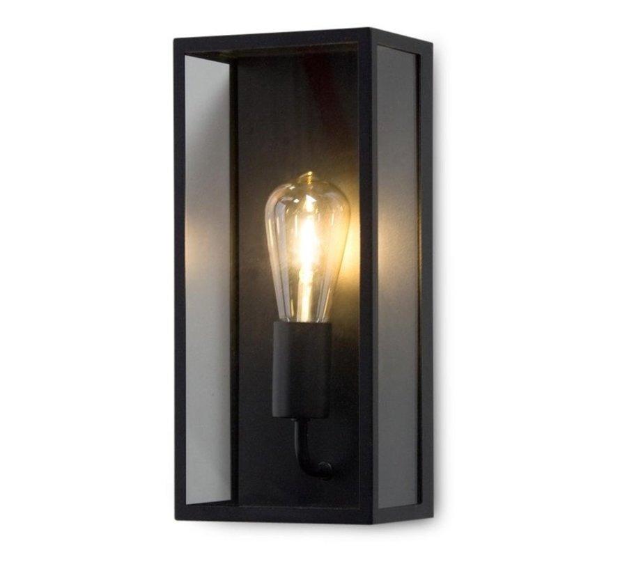 Wandlamp Rowin 35 - Zwart