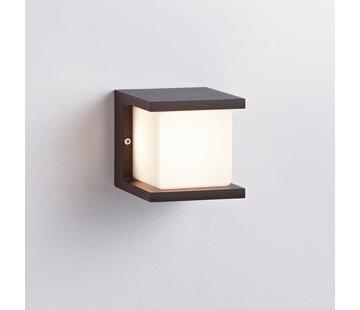 Artdelight Wandlamp Iserlohn - Antraciet