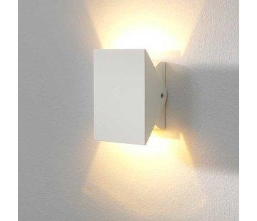 Artdelight Wandlamp Toledo - Wit