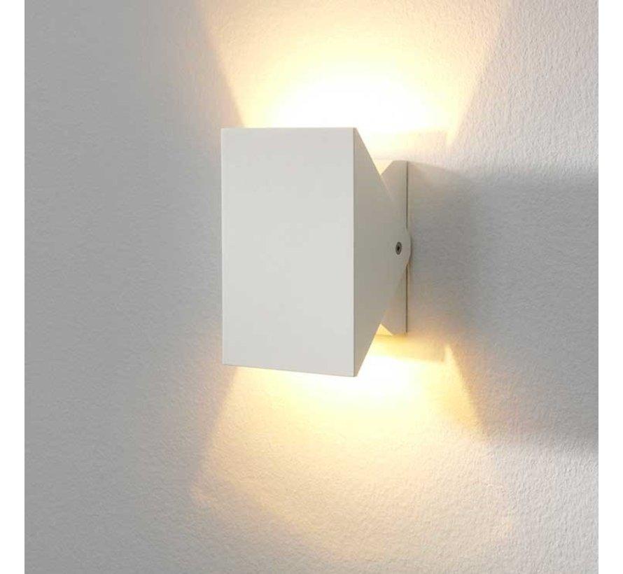 Wandlamp Toledo - Wit