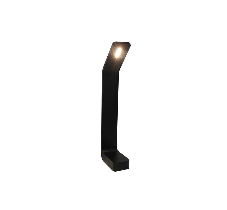 Buitenlamp Koloa 40cm - Zwart