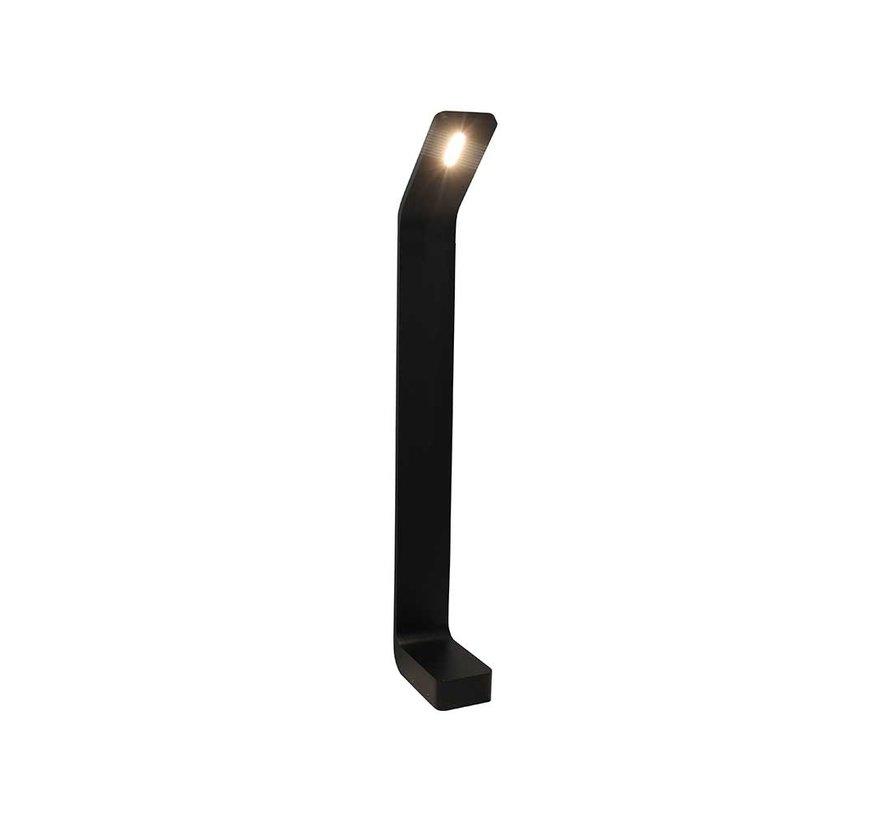 Buitenlamp Koloa 60cm - Zwart