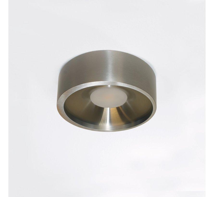 Plafondlamp Orlando - Aluminium