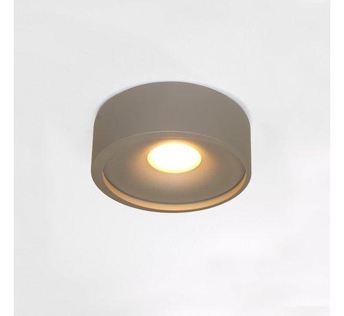 Artdelight Plafondlamp Orlando - Grijs